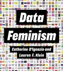 Omslag Data Feminism